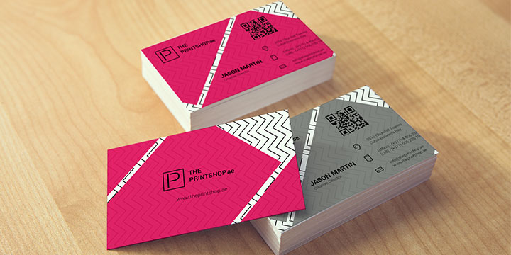 Printing services in dubai the print shop business cards reheart Images