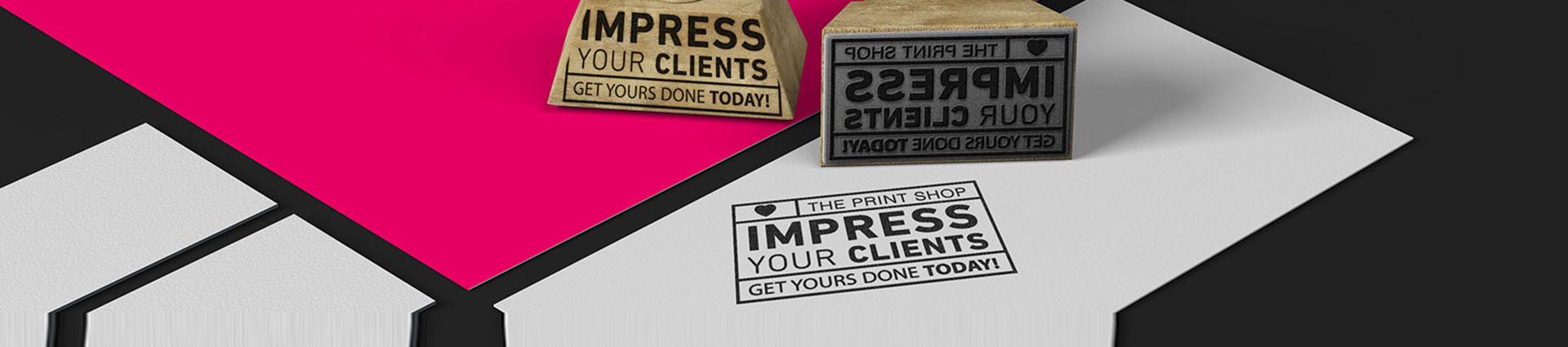 Stamp Maker In Dubai Online